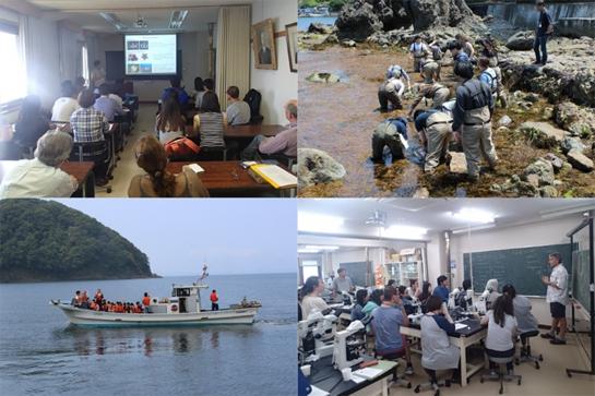 MEXT Project | 浅虫海洋生物学...